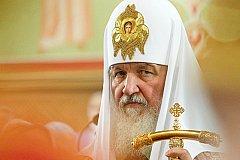 Патриарх Кирилл против посохов с «побрякушками» у монахов