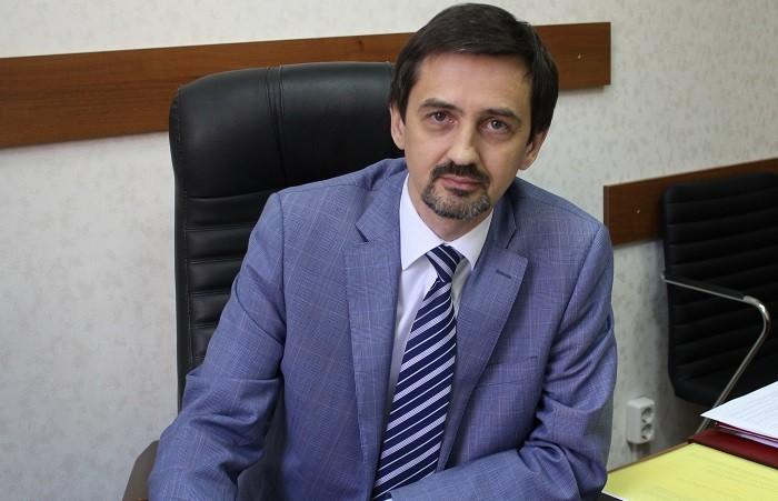 Евгений Щетинин, ответственный секретарь приёмной комиссии СтГМУ.