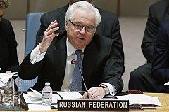 Чуркин: односторонним шагам по Сирии не бывать