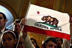 Штат Калифорния хочет отделиться от США