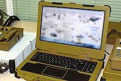 Сверхпрочные ноутбуки получат российские десантники