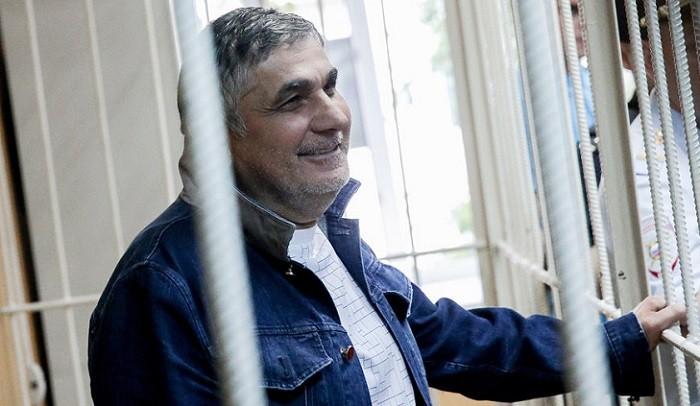 Захарий Калашов, известный также как Шакро Молодой. Фото: gazeta.ru