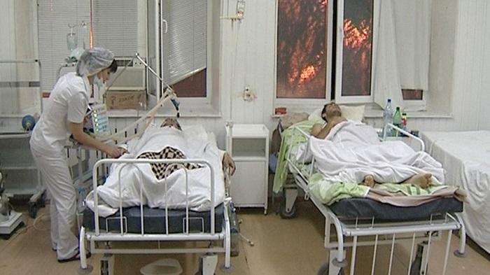 Число отравившихся в Махачкале возросло до 600 человек