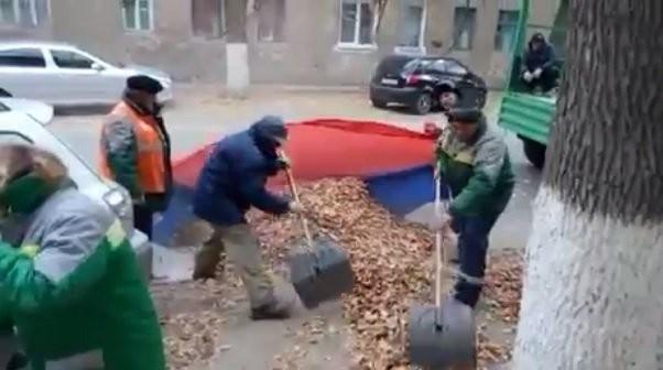 Мягкость наказания за глумление над флагом России удивила жителей Волгограда фото 2