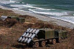 На Курилах размещены береговые ракетные комплексы