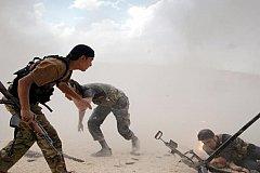 Отбита атака боевиков ИГ на авиабазу у Пальмиры