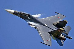 Новейшие истребители Су-30СМ теперь и на службе Северного флота РФ