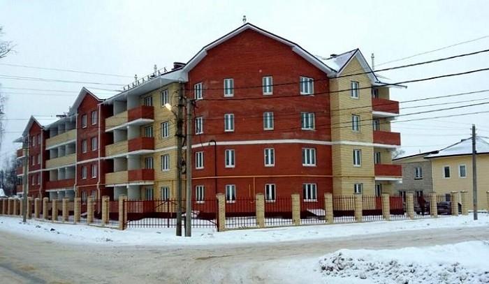 Жилье с отделкой в этом доме обошлось в 25 тысяч рублей за квадратный метр