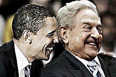 В организации переворота на Украине американские активисты обвиняют Сороса и Обаму