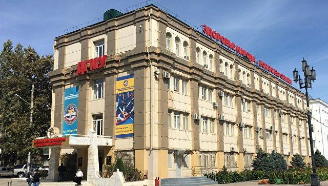 В Дагестане нарастают возмущения студентов медуниверситета