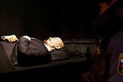 Россияне хотят похоронить Ленина