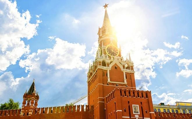 На Москву идет жара фото 2