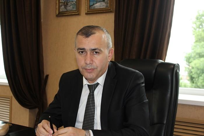 Министр здравоохранения  Республики Адыгея Р.Б. Меретуков