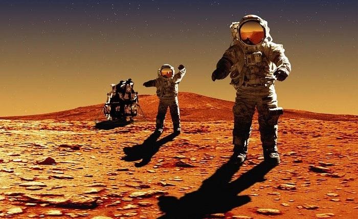 Ученые: жизни на Марсе не бывать