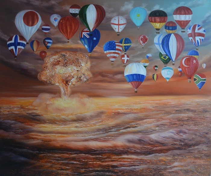 Картина «World and Peace»