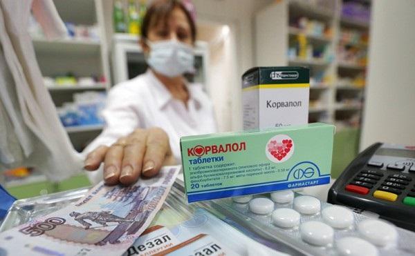 В России цены на лекарства растут в три раза быстрее инфляции