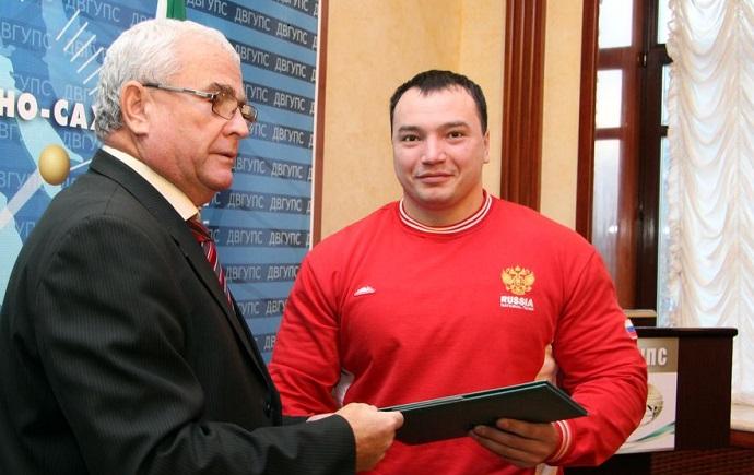 В Хабаровске убит известный спортсмен Андрей Драчев. ВИДЕО