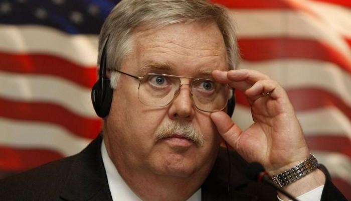 Посол США в России Джон Теффт. Фото: tvc.ru