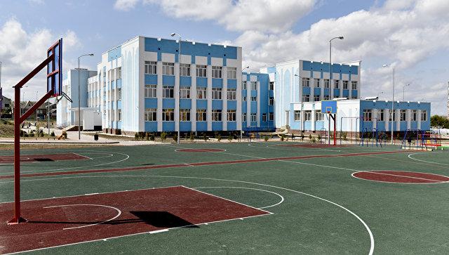 В Крыму открылась школа-долгострой