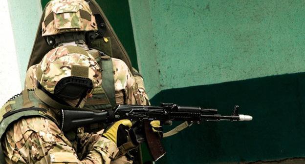 В Северной Осетии обнаружен схрон боеприпасов боевиков
