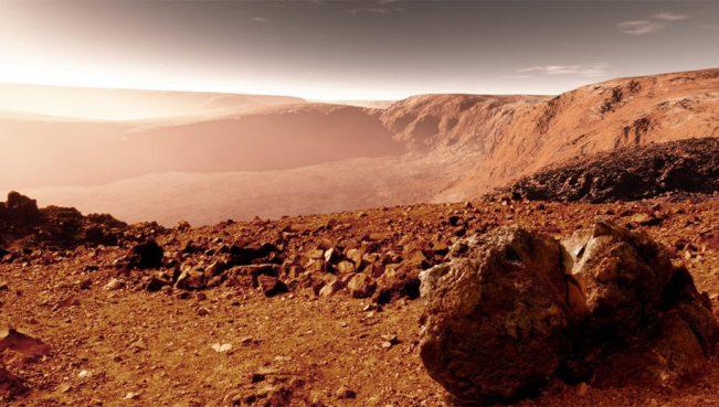 Российские ученые выяснили, почему на Марсе нет воды