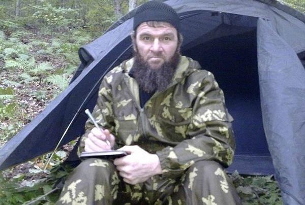 Найдена могила боевика Доку Умарова