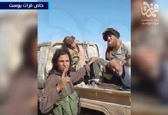 В соцсети появилось видео первых минут пленения в Сирии двух россиян фото 2
