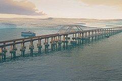 Крымский мост под пристальным вниманием США