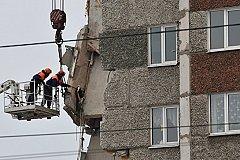 Задержан виновник обрушения дома в Ижевске