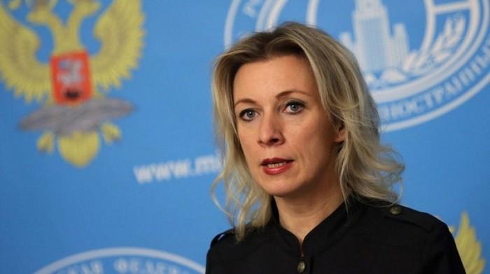 Официальный представитель МИД РФ Мария Захарова. Фото: ria56.ru