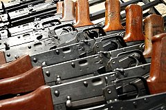 Военное имущество и оружие почти на €2 млн передаст Литва Украине