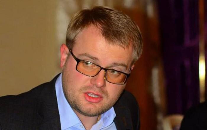 Вице-премьер правительства Крыма Дмитрий Полонский. Фото: vladtime.ru