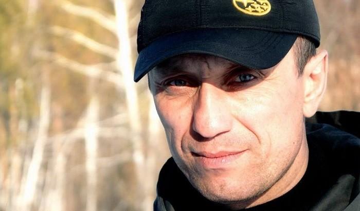 Экс-милиционер Михаил Попков. Фото: Байкальский Мир