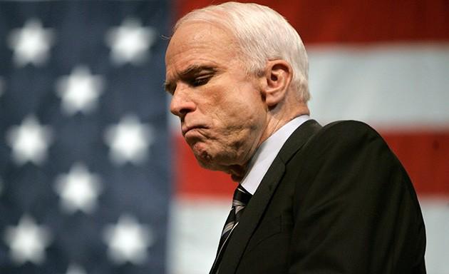 Сенатор Джон Маккейн. Фото: russia-insider.com