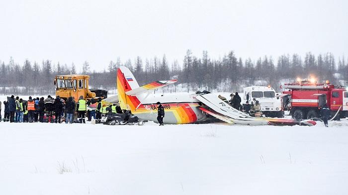 Падение Ан-2 в Ненецком автономном округе: подробности