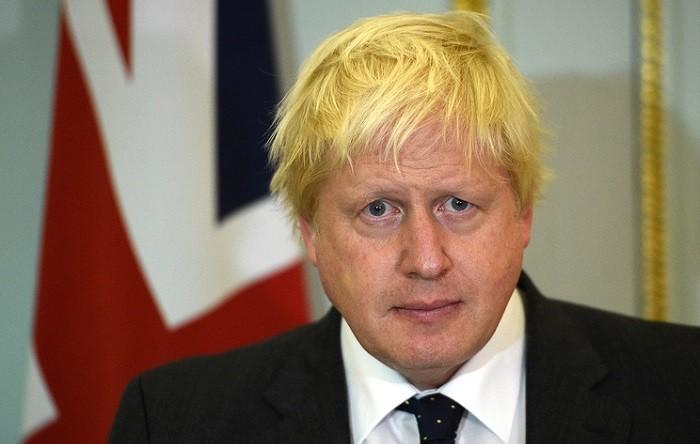 Министр иностранных дел Великобритании Борис Джонсон. Фото: ТАСС