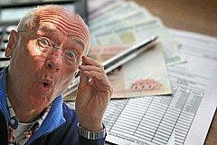 В России инфляция не успевает за тарифами ЖКХ