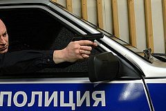 В ходе погони за нарушителем ПДД сотрудник ГИБДД застрелил водителя