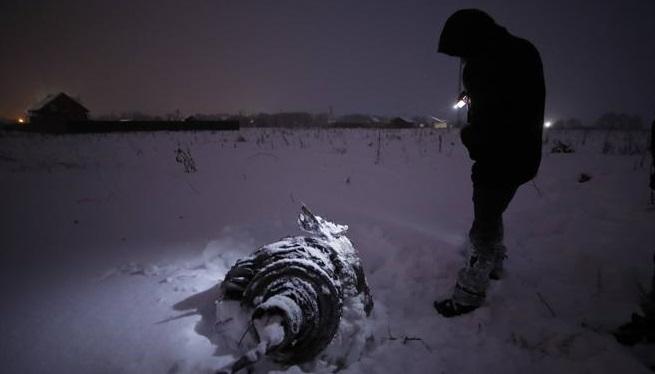 Спасатели нашли самописец на месте авиакатастрофы в Подмосковье