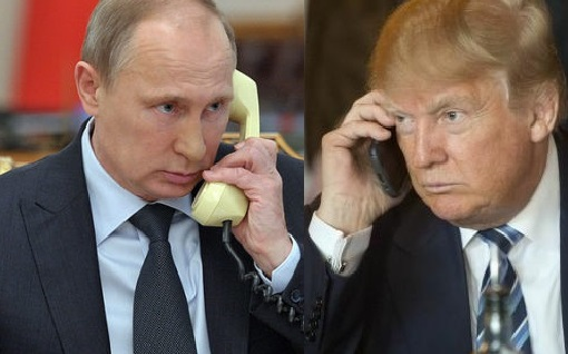 Путин соболезновал Трампу в связи с трагедией в школе во Флориде