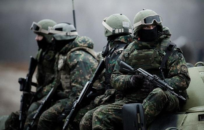 В Дагестане в ходе КТО погиб спецназовец