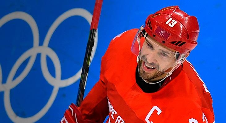 Хоккеисты России завоевали золото на Олимпиаде в Пхенчхане