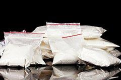 Почти 3 кг героина изъяли полицейские у наркоторговцев в Подмосковье