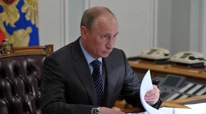 Путин впервые подписал указ о награждении наставников