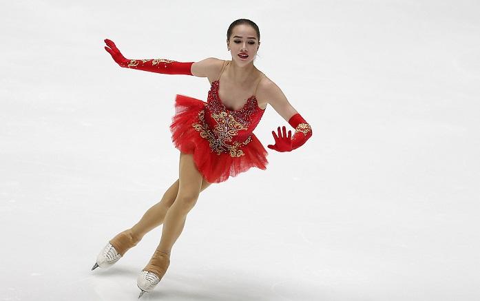 Тренер о Загитовой: «Свой максимум она уже выдала»