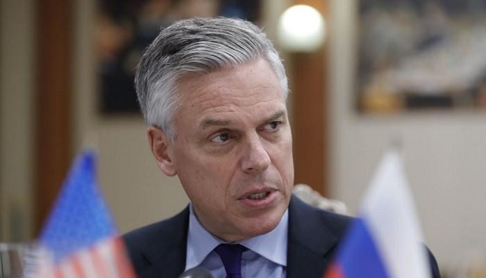 Посол США в России Джон Хантсман. Фото: svoboda.org