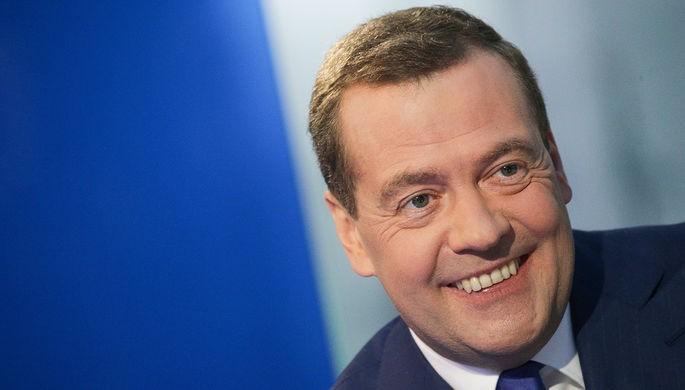 Премьер-министр РФ Дмитрий Медведев. Фото: gazeta.ru