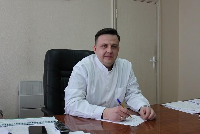 Заведующий Невинномысским филиалом краевого клинического противотуберкулёзного диспансера Николай Мотузов