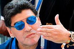 Марадона: «Я готов тренировать аргентинцев бесплатно!»