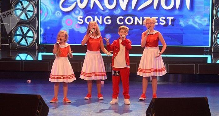 Украина отказывается от участия в детском «Евровидении»